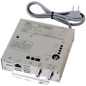 サン電子 TLCモデム 同軸LANモデム TV信号混合機能付 壁面取付型 TLC-2000M