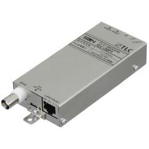 サン電子 PoE対応TLCモデム 同軸LANモデム ターミナル機 小型タイプ TLC-20PT