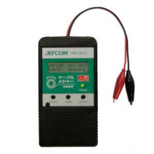 ジェフコム デジタルケーブルメジャー 同軸線用 適合電線:3C-2V、3C-FV、5C-2V、5C-FV、5C-FB DMJ-201C