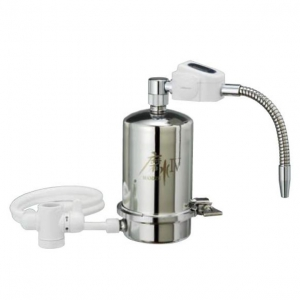 水生活製作所 流行 公式サイト 磨水#8547; 流量計付 カウンター据置きタイプ J207P-R