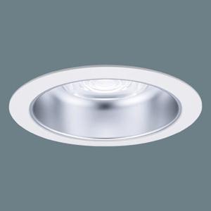 パナソニック LEDダウンライト M形 プレーン(一般タイプ) 調光タイプ FHT42形×3灯器具相当 昼白色 拡散タイプ 埋込穴φ150mm XNDN5537SNLZ9