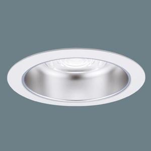 パナソニック LEDダウンライト M形 プレーン(一般タイプ) 調光タイプ FHT42形×3灯器具相当 白色 広角タイプ 埋込穴φ150mm XNDN5534SWLZ9