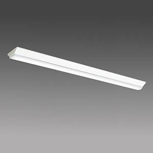 三菱 【お買い得品 10台セット】 LEDライトユニット形ベースライト 《Myシリーズ》 40形 直付形 逆富士タイプ 150幅 一般タイプ 5200lm 固定出力タイプ FHF32形×2灯器具 定格出力相当 白色 MY-V450330/WAHTN_set