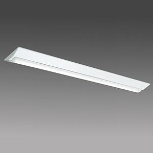 三菱 【お買い得品 10台セット】 LEDライトユニット形ベースライト 《Myシリーズ》 40形 直付形 逆富士タイプ W230 一般タイプ FHF32形×2灯器具 定格出力相当 昼白色 MY-V450331/NAHTN_set