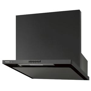 パナソニック スマートスクエアフード 排気形 公共住宅用(BL排気4型) 3段速調付 60cm幅 適用パイプφ150mm ブラック FY-6HZC4A4-K