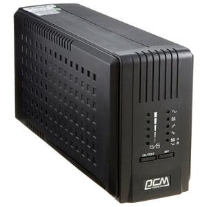 パワーコムジャパン 単相無停電電源装置 スタンダードタイプ ラインインタラクティブ方式 出力容量650VA/370W 専用電源管理ソフトウェア付 SKP-650