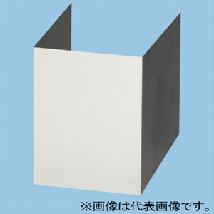 パナソニック 中級サイドフード用ダクトカバー 鋼板製 FY-MHB955-S