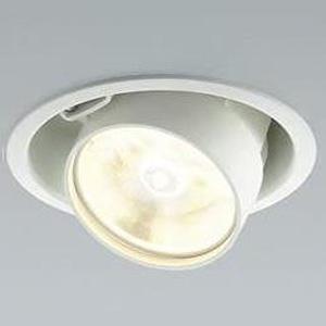 コイズミ照明 LED一体型ユニバーサルダウンライト HID35W相当 1500lmクラス 電球色 照度角15° 埋込穴φ125mm AD41392L