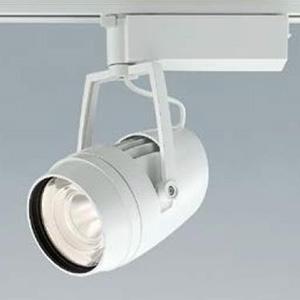 コイズミ照明 LED一体型スポットライト ライティングレール取付タイプ ナロービームタイプ HID35~50W相当 2000lmクラス 電球色 照度角8° XS44409L