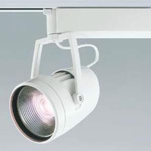 コイズミ照明 LED一体型スポットライト ライティングレール取付タイプ 高彩度vividcolorタイプ HID35~50W相当 2000lmクラス Freshピンク 照度角30° XS44592L