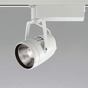 コイズミ照明 LED一体型スポットライト ライティングレール取付タイプ HID50W相当 2500lmクラス 白色 照度角30° XS46020L