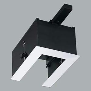 【受注生産品】 コイズミ照明 リニアバンクシステムパーツ エンドパーツ 給電側 ファインホワイト cledy microシリーズ XE46272E
