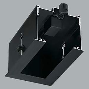 コイズミ照明 リニアバンクシステムパーツ エンドパーツ 黒色 cledy microシリーズ XE46275E