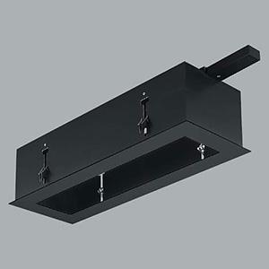 コイズミ照明 リニアバンクシステムパーツ 単体 500mm 黒色 cledy microシリーズ XE46283E