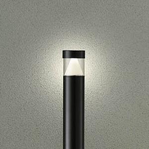 DAIKO LEDローポール モジュールタイプ 白熱灯60W相当 電球色 非調光タイプ 防雨形 拡散パネル付 ブラック LZW-90061YBE