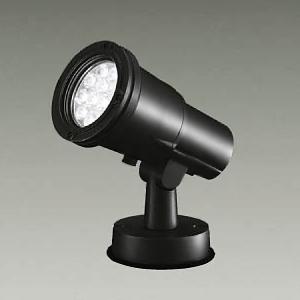 DAIKO LEDスポットライト LZ2 モジュールタイプ CDM-T35W相当 非調光タイプ 配光角40° 電球色 ブラック LZW-60712YB