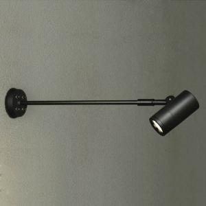DAIKO LEDスポットライト LZ1 モジュールタイプ φ50 12Vダイクロハロゲン85W形60W相当 配光角40°防雨形 非調光タイプ 電球色 ブラック LZW-60789YB
