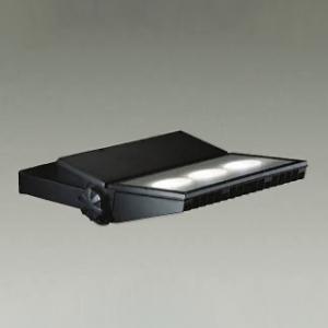 芸能人愛用 DAIKO LEDウォールスポットライト COBタイプ メタルハライドランプ250W相当 非調光タイプ フランジ別売 昼白色 ブラック LZW-91344WB, 大阪の味本舗 329adac1