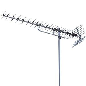 日本アンテナ UHFアンテナ アルミタイプ 全帯域用 素子数27 アタック型反射器 KU27