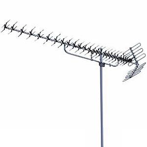 日本アンテナ UHFアンテナ ステンレスタイプ 全帯域用 素子数27 アタック型反射器 KU27S