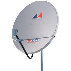 日本アンテナ BS・110°CSアンテナ 90cm型 110°CS右旋円偏波用 CBS-90R3