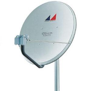 日本アンテナ CSアンテナ スカパー!プレミアムサービス受信用 75cm型 CS-DE756