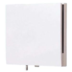 パナソニック 自然給気口 壁取付形 差圧感応式 ホワイト 日時指定 適用パイプφ150mm FY-DRV062-W 年中無休