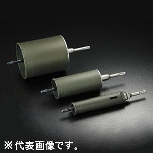 ユニカ 単機能コアドリル 《E&S》 複合材用 回転専用 FCタイプ(SDSシャンク) 口径90mm シャンク径10mm ES-F90SDS