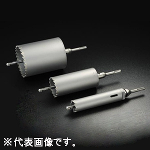 ユニカ 単機能コアドリル 《E&S》 回転専用 RCタイプ(SDSシャンク) 口径200mm シャンク径10mm ES-R200SDS