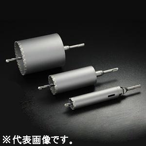ユニカ 単機能コアドリル 《E&S》 ALC用 回転専用 ALCタイプ(SDSシャンク) 口径155mm シャンク径10mm ES-A155SDS
