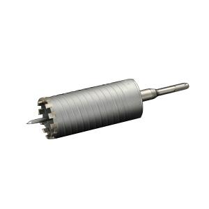 ユニカ 単機能コアドリル 《E&S》 乾式ダイヤ 回転専用 DCタイプ(ストレートシャンク) 口径65mm シャンク径10mm/13mm ES-D65ST