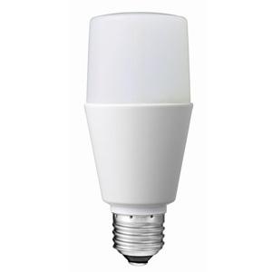 三菱ケミカルメディア 【ケース販売特価 10個セット】 LED電球 T形 100W形相当 広配光タイプ 電球色 全光束1520lm E26口金 密閉型・断熱施工器具対応 LDT15L-G/V2_set
