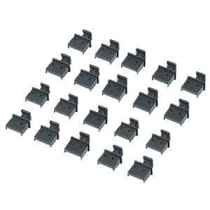 サンワサプライ USBコネクタキャップ 公式ストア Aコネクタ用 つめ付タイプ 限定モデル 20個入 TK-UCAP20