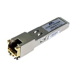 サンワサプライ SFP(mini GBIC)用コンバータ Gigabit対応シスコルータ用 1000BASE-T対応 LA-SFPT-C
