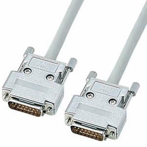 サンワサプライ NEC対応ディスプレイケーブル ストレート全結線 5m KB-D155N