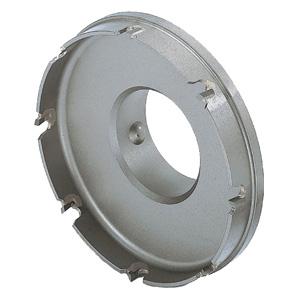 BOSCH 超硬ホールソーカッター 回転専用 刃先径φ115mm 《ポリクリックシステム》 PH-115C