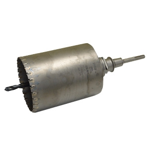 BOSCH ALCコアセット SDSプラスシャンクタイプ 回転専用 刃先径φ80mm 《ポリクリックシステム》 PAL-080SDS