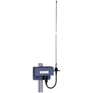 日本アンテナ ラジオ共聴用ホイップアンテナ 中波・短波帯域 給電部5C-2V接続済 WH-2M