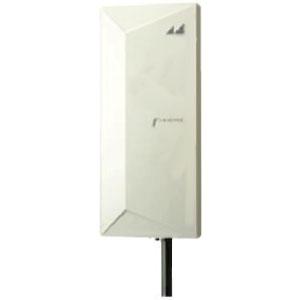 日本アンテナ 屋外用高性能薄型UHFアンテナ 強・中・弱電界地区向け 水平偏波専用 《エフプラスタイルシリーズ》 UDF105