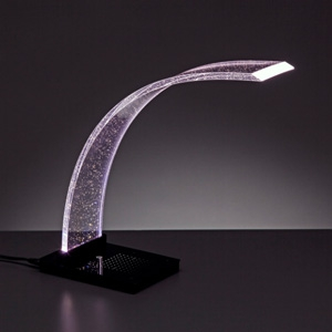 山田照明 LED一体型スタンドライト 卓上型 無段階調光・調色タイプ 白熱25W相当 電球色~昼光色 タッチスイッチ 《Zライト》 Z-6200