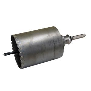 BOSCH ALCコアセット ストレートシャンクタイプ 回転専用 刃先径φ80mm 《ポリクリックシステム》 PAL-080SR