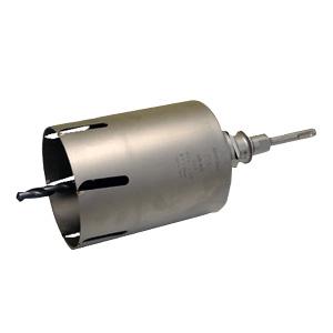 BOSCH 2×4サイディングコアセット SDSプラスシャンクタイプ 回転専用 刃先径φ100mm 《ポリクリックシステム》 P24-100SDS
