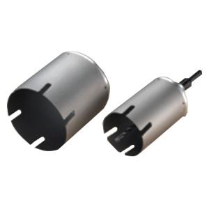 ハウスビーエム ラジワン換気コアドリル フルセット サイディング・ウッド 回転用 刃先径φ110・160mm Z軸スピンドル(SDSタイプ)付 ROSWC-1116