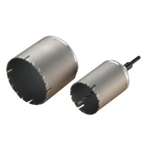 ハウスビーエム ラジワン換気コアドリル フルセット マルチ 回転・振動兼用 刃先径φ110・160mm Z軸スピンドル(SDSタイプ)付 ROMQF-1116