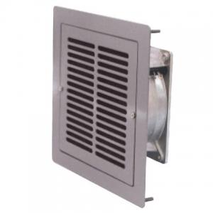 篠原電機 小型通気ギャラリー 屋内用 AC200Vファン1個付 鋼板製 SG1-12-F2