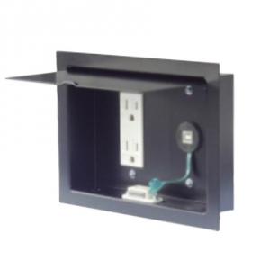篠原電機 PCコネクタBOX USB対応 コンパクトタイプ PCBK-USB-B