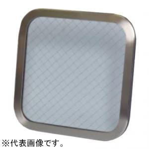篠原電機 ステンレス窓枠 SMY型 角型タイプ 強化ガラス SMY-2020KT