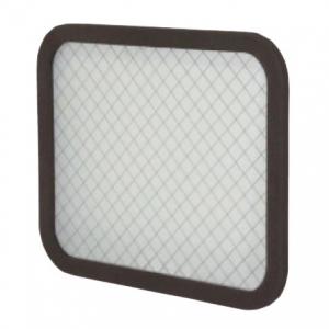篠原電機 ゴム窓枠 GMY型(角型) IP55 金網入りガラス GMY-5040A