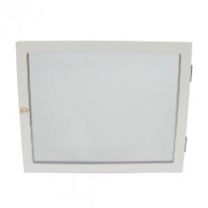 篠原電機 タッチパネル用窓枠 10~12インチ型対応 PET樹脂製 PMT-3326
