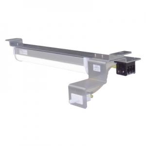 篠原電機 盤用LEDユニット端子台タイプ 右側スイッチ AC100V~240V 50/60Hz 415×95mm CLED-1004U-R